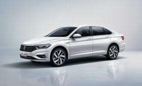 Растянутая Volkswagen Jetta нового поколения: чуть короче Passat