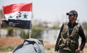 СМИ узнали о стычках в Сирии между проиранскими и пророссийскими силами