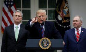 Трамп пригрозил ввести в США режим ЧП для строительства стены с Мексикой