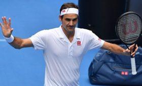 Федерер вылетел сAustralian Open, проиграв Циципасу