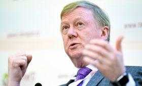 Чубайс поспорил с Грефом о методах борьбы с коррупцией в России