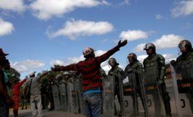 Болтон поставил ультиматум армии Венесуэлы