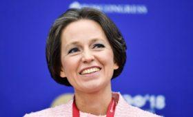 Экс-глава АКРА Екатерина Трофимова: «Санкции не угрожают российским банкам»