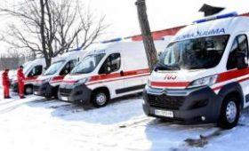Чотири райони на півдні Одещини отримали машини швидкої допомоги