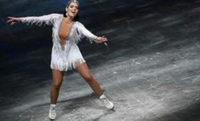 Сотникова: «Янеобъявляла озавершении карьеры, нонапублику обудущем говорить небуду»