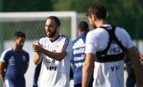 СМИ: нападающий Гонсало Игуаин завершил карьеру всборной Аргентины