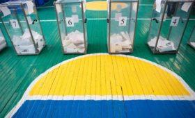ЦИК Украины отказал в регистрации 24 россиян наблюдателями на выборах