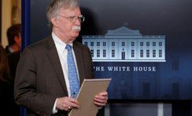 Болтон назвал причину осложнения переговоров между Россией и США