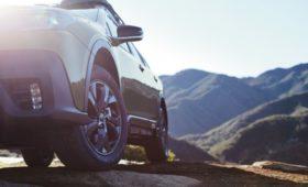 Новый Subaru Outback: турбоверсия и планшет, как у Tesla