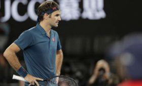 Федерера назвали невероятным теннисистом