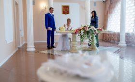 Число браков в России опустилось до минимума с начала века