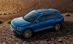 У брата Volkswagen Tiguan будет купеобразная версия. У Teramont тоже