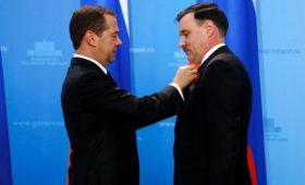 Медведев назначил нового главу Роструда