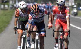 Итальянец Чима выиграл 18-йэтап веломногодневки «Джиро д'Италия»