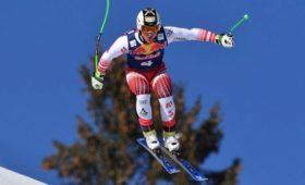 Австрийского спортсмена подозревают вупотреблении допинга