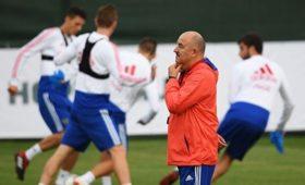 Футболисты сборной России сыграют склубом ФНЛ«Чертаново»