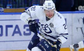 Хоккеист Терещенко вернулся вмосковское «Динамо»