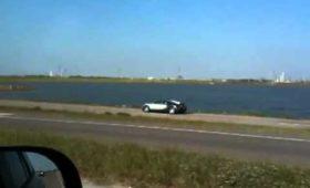 Американец, утопивший свой Bugatti, признан мошенником
