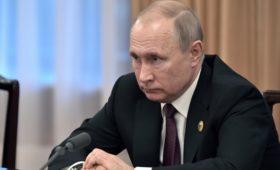 Кремль раскрыл детали часового разговора Путина и Трампа