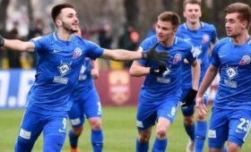 Футболисты «Чертаново» забили семь безответных мячей вворота старейшей команды мира