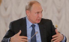 Иностранные инвесторы не стали обсуждать с Путиным санкции и дело Калви