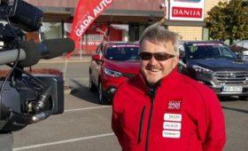 Умер легендарный латвийский автогонщик