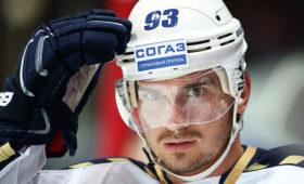Хоккеист Жердев рассказал осложностях жизни вСША
