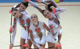 Наплевали наполитику: украинские гимнастки прилетели вМоскву