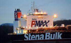 Иран задержал британский нефтяной танкер в Ормузском проливе