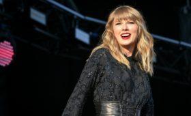 Тейлор Свифт стала самой высокооплачиваемой знаменитостью в мире