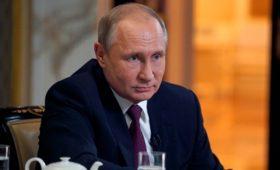 Путин назвал Скрипаля «вышедшим из обоймы»
