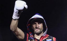 Сергей Ковалев защитил титул чемпиона мира WBO