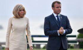 Макрон ответил президенту Бразилии на насмешки в адрес его жены