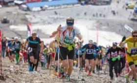Россияне выиграли марафонский забег вокруг Эльбруса