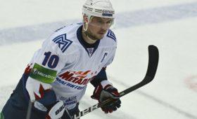 Мозякин стал первым игроком, отыгравшим 600матчей в«регулярках» КХЛ
