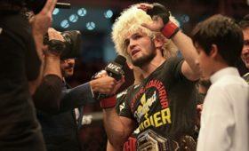 Шевченко обошла Макгрегора всписке лучших бойцов UFC, Хабиб— второй