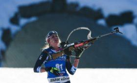 Российская биатлонистка решила выступать засборную Сербии