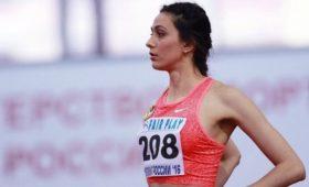 Ласицкене выступила против участия вЧМпропустившего допинг-тесты американца