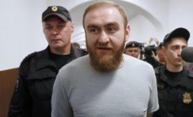 Рауф Арашуков назвал «инициаторов» своего уголовного преследования