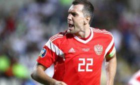 Дзюба: хорошая игра сборной России— этозаслуга лично Черчесова