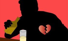 У алкоголиков болезнь сердца появляется раньше, чем ее симптомы