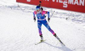 Миронова вспринте стартует первой изроссиянок