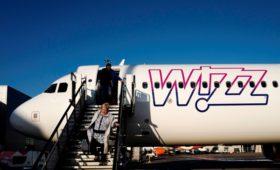 Wizz Air подала заявку на полеты из Пулково по «открытому небу»