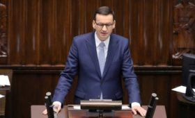 Премьер Польши обвинил СССР в союзе с нацистской Германией