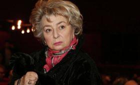 Тарасова выразила слова поддержки провалившейся Трусовой