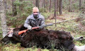 Александр Емельяненко убил лося ипопал подшквал критики