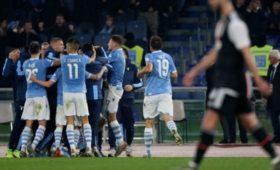 «Лацио» обыграл «Ювентус» вматче заСуперкубок Италии