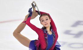 15-летняя фигуристка Щербакова стала двукратной чемпионкой России