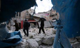 СМИ сообщили о гибели мирных жителей при авиаударе по Идлибу