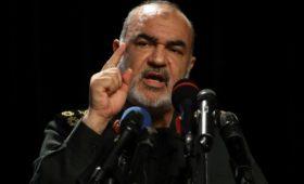 Иранский военачальник пообещал положить конец пребыванию США в регионе